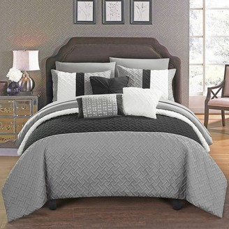 Chic Home Osnat 10-piece Bedding Set