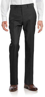 Calvin Klein Big and Tall Slim Fit Wool Suit Pants