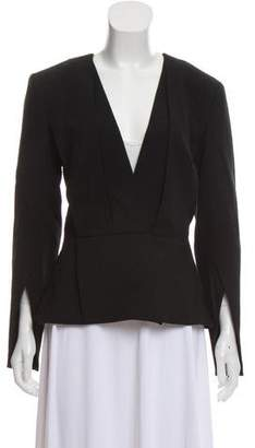Protagonist Structured Long Sleeve Top