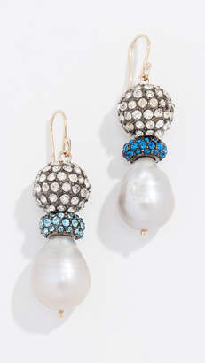 Trademark Cici Freshwater Cultured Pearl Earrings