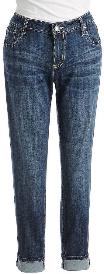 KUT from the Kloth Catherine Slim-Fit Boyfriend Jeans