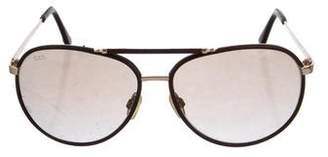 Tod's Gradient Aviator Sunglasses