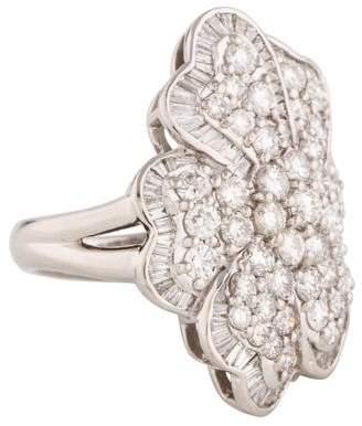 Ring Diamond Cocktail