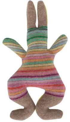 Row Pinto Rainbow Lavender Rabbit