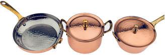 Denmark 5-pc. Mini Copper Cookware Set