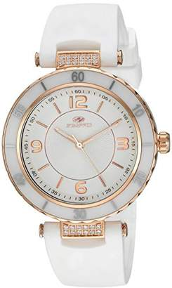 Seapro Women's SP6413 Seductive Analog Display Swiss Quartz White Watch