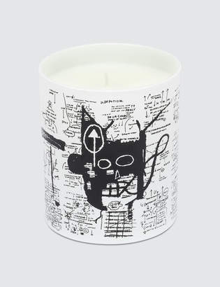 "Ligne Blanche Jean-Michel Basquiat ""Return Of The Central Figure"" Perfumed Candle"