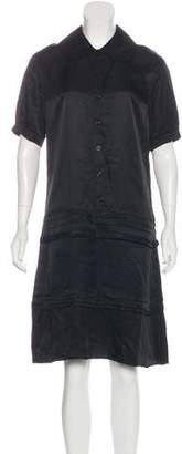 Celine Short Sleeve Shift Dress