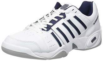 official photos c805a 8b120 K-Swiss Performance Men s Accomplish Iiicarpet m Tennis Shoes, (White Navy,