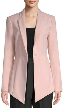 BCBGMAXAZRIA One-Button Blazer
