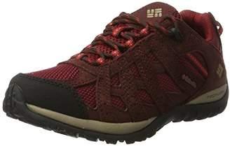 Columbia Women's Redmond Waterproof Low Rise Hiking Boots,38.5 EU