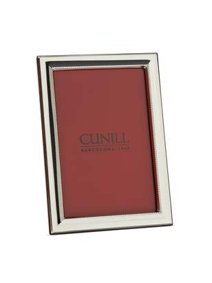 Isabella Collection Cunill .925 Sterling Silver Frame (8x10)