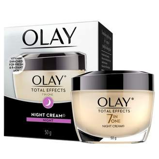 Olay Total Effects 7 in 1 Night Cream Moisturiser 50 g