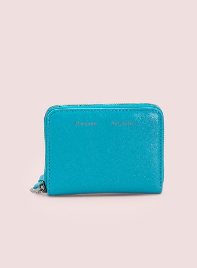 Proenza Schouler Zip Card Wallet