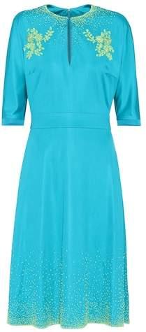 Prada Exclusive to mytheresa.com – embellished midi dress