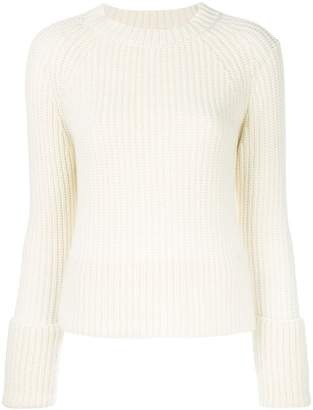 Moncler ribbed knit sweater
