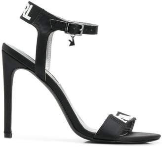 Karl Lagerfeld Gala sandals