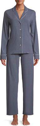 Derek Rose Ethan Jersey Pajama Set