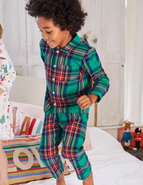 Gewebter Schlafanzug