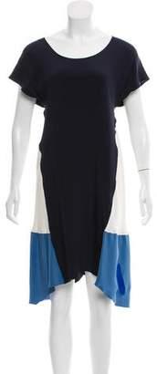 Derek Lam Silk Knee-Length Dress