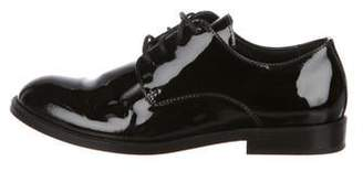 Christian Dior Boy's Patent Leather Oxfords