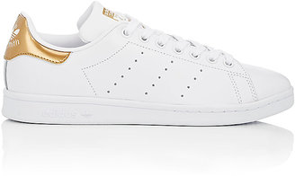 adidas Women's Women's Stan Smith Leather Sneakers $80 thestylecure.com
