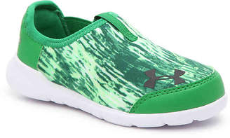 Under Armour Superflex Toddler Slip-On Sneaker - Boy's