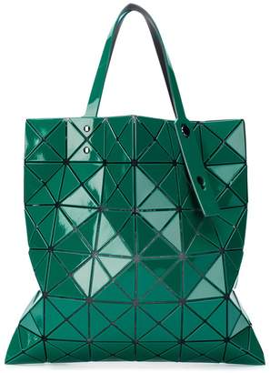 Bao Bao Issey Miyake geometric pattern tote bag