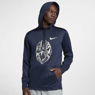 Nike Dri-FIT Therma Men's Football Pullover Hoodie