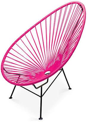 Mexa Acapulco Lounge Chair - Magenta