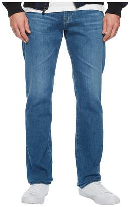 AG Adriano Goldschmied Everett Slim Straight Leg Denim in Sea Wave Men's Jeans