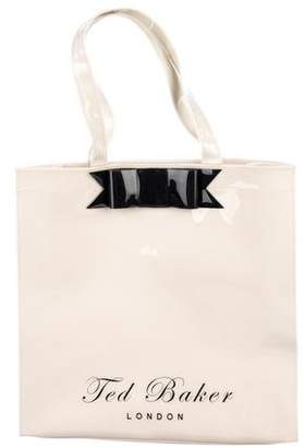 Ted Baker Belecon Bow Icon Tote