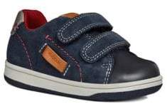 Geox Baby's& Toddler's Denim& Leather Sneakers