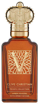 Clive Christian Private Collection V Amber Fougere Masculine, 1.9 oz./ 50 mL