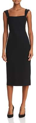 Theory Perfect Midi Sheath Dress