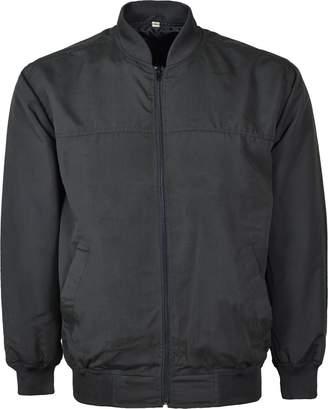 Kentex Online Men's Summer Jacket Lightweight Soft Feel Material Bomber Style