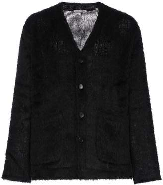 Our Legacy Mohair textured cardigan