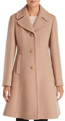 Kate Spade Notched Collar Coat
