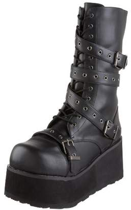 Pleaser USA Demonia Men's Trashville-205 Buckle Boot