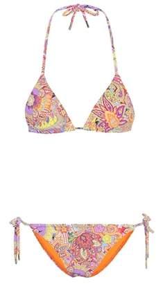 Etro Paisley-printed bikini