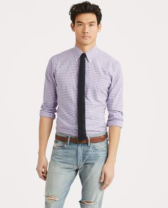 Ralph Lauren Classic Fit Plaid Twill Shirt