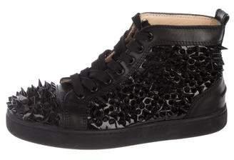 Christian Louboutin Louis Pik Pik Sneakers
