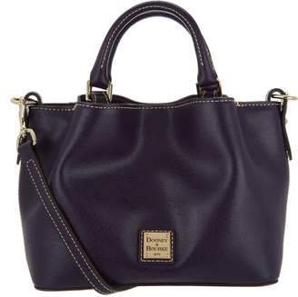 Dooney & Bourke Saffiano Leather Mini Barlow Crossbody