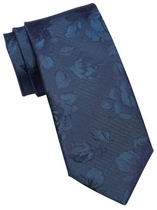Ted Baker Damask Rose Silk Tie