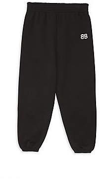 Balenciaga Little Kid's & Kid's Jogging Pants