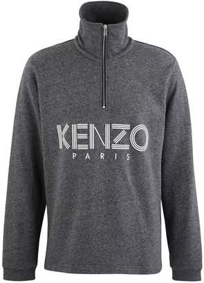Kenzo Zipped sweatshirt