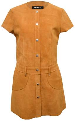 THE AVANT - Cowgirl Leather Dress