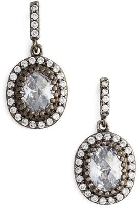 Women's Freida Rothman Opera Drop Earrings $175 thestylecure.com