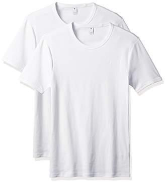 G Star Men's Base R T S/s 2-Pack T-Shirt