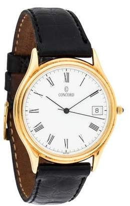 Concord Classic Watch